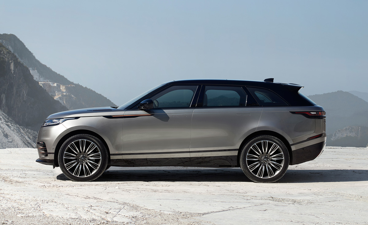 First Look 2018 Range Rover Velar Testdriven Tv