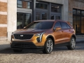 The 2019 XT4 was developed on an exclusive compact SUV architect