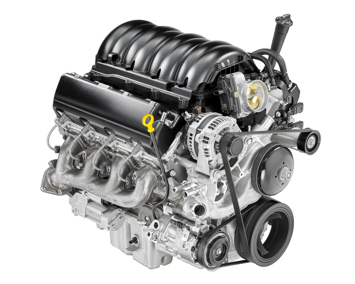 Detailed Look: 2019 Chevrolet Silverado Engines ...