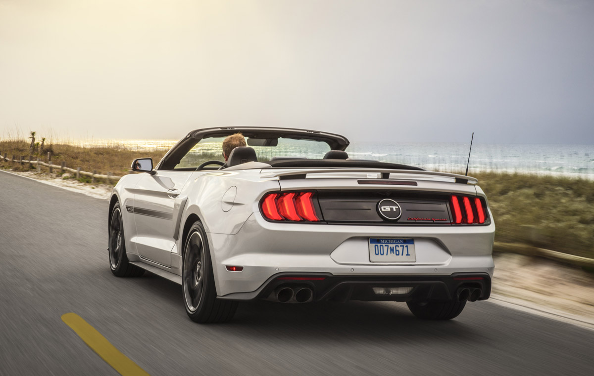 First Look 2019 Ford Mustang Gt Cs Testdriven Tv