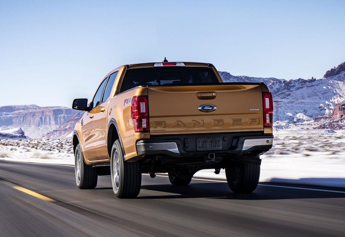 First Look: 2019 Ford Ranger - TestDriven.TV