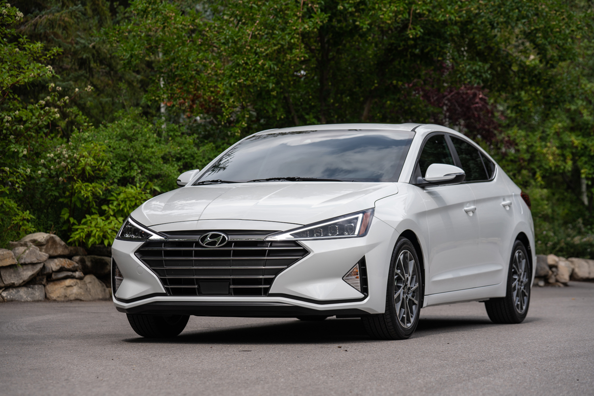 First Look: 2019 Hyundai Elantra - TestDriven.TV