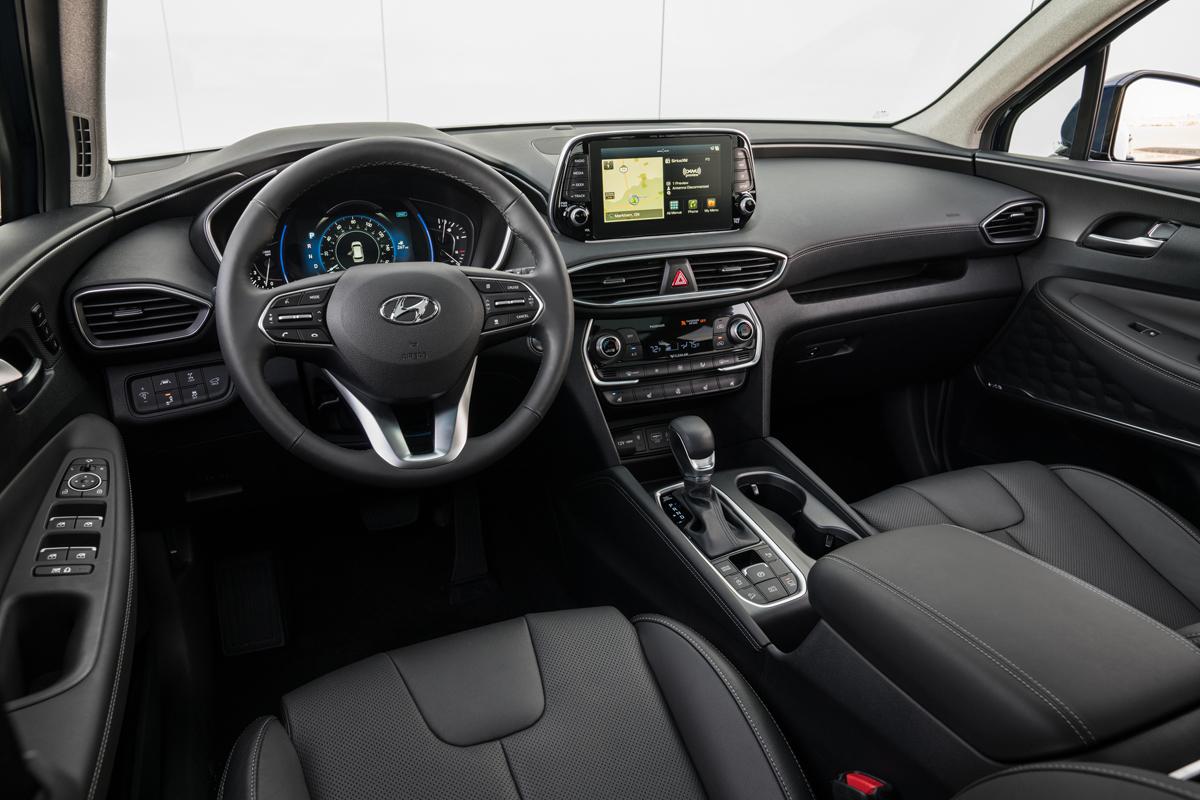 First Look 2019 Hyundai Santa Fe Testdriven Tv