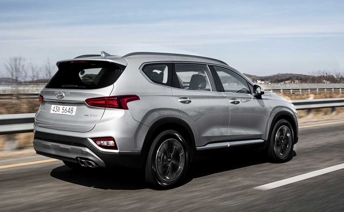 First Look: 2019 Hyundai Santa Fe - TestDriven.TV