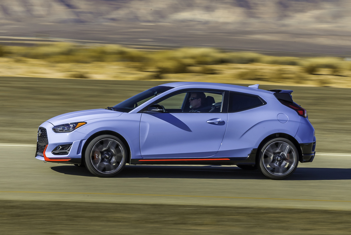 First Look: 2019 Hyundai Veloster N - TestDriven.TV