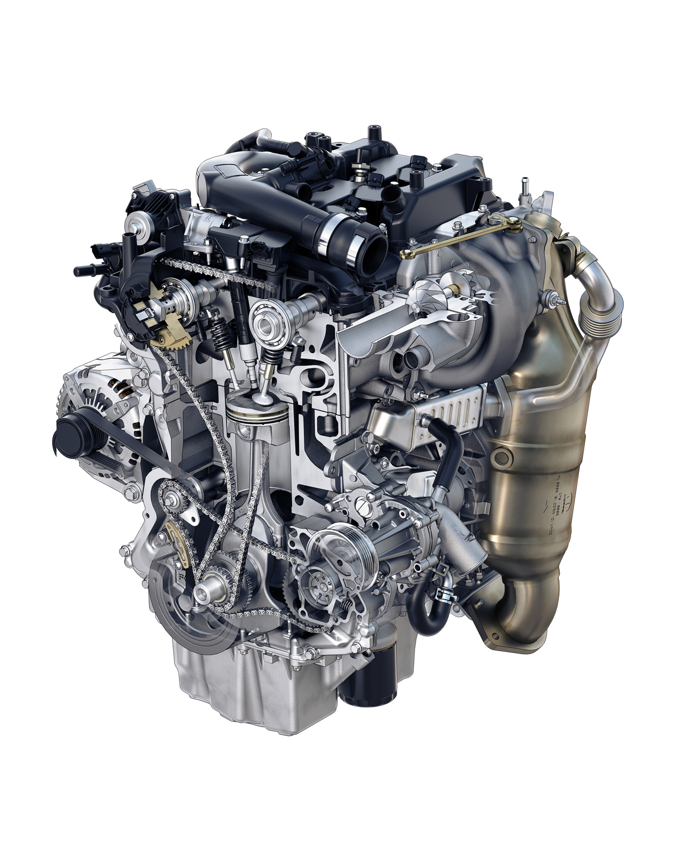 2.0-Liter Turbo I4 Engine
