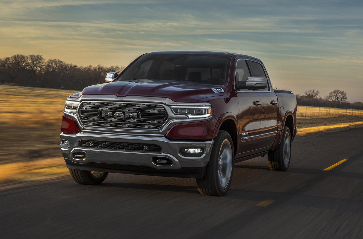 First Look: 2019 RAM 1500 - TestDriven.TV