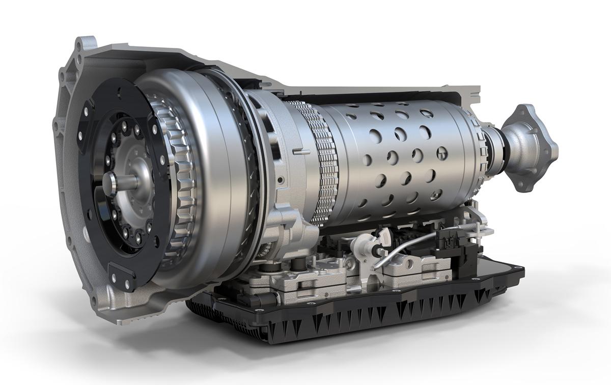 2019 Ram 1500 – TorqueFlight Eight-speed Transmission
