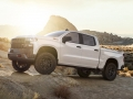 The all-new 2019 Silverado Custom Trailboss (new trim for 2019)