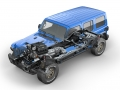 2021 Jeep Wrangler Rubicon 392 ghosted Chassis