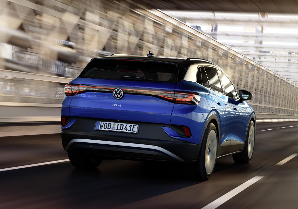 First Look: 2021 Volkswagen ID.4 - TestDriven.TV