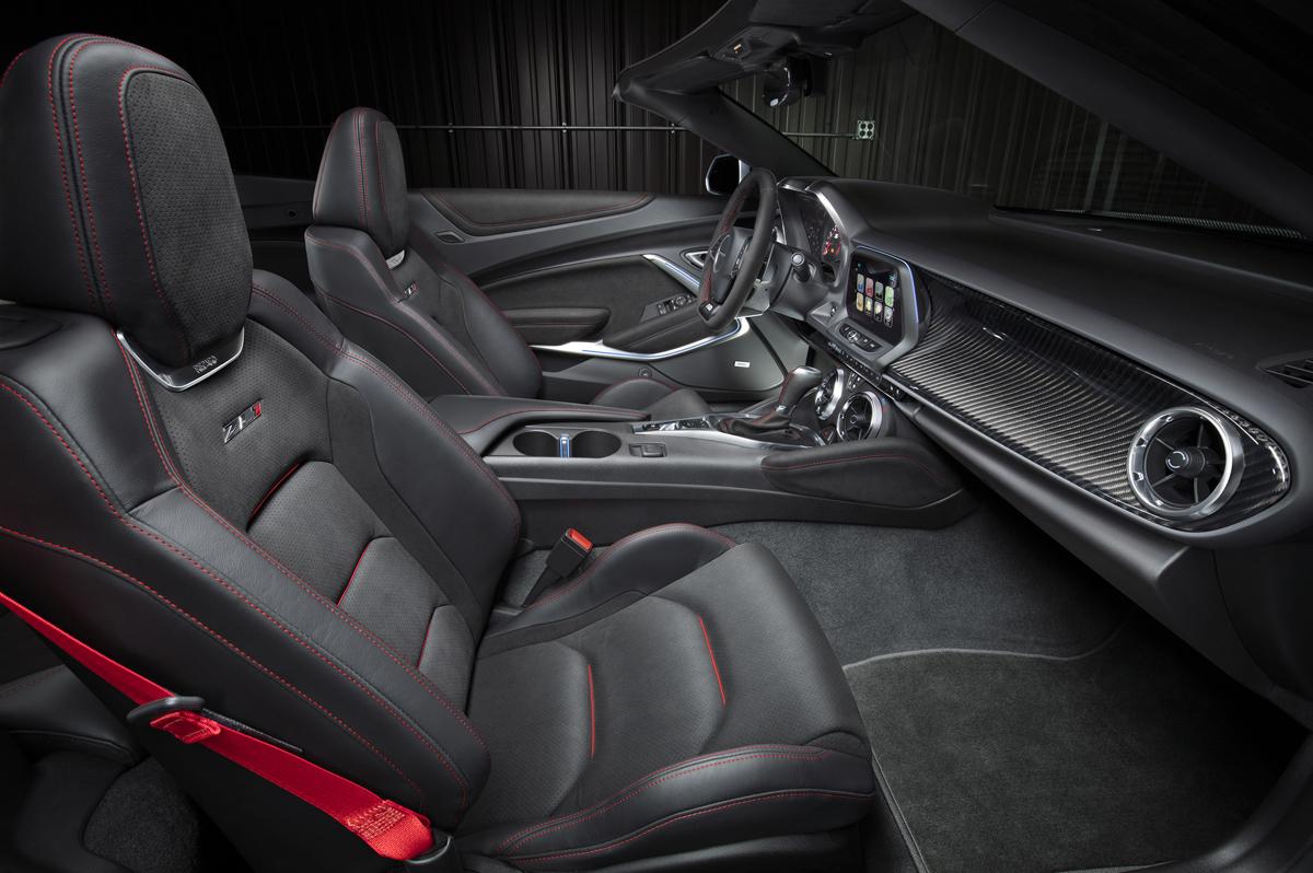 2017 Chevrolet Camaro ZL1 Convertible