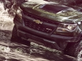 2017 Chevrolet Colorado ZR2 – Front Fascia