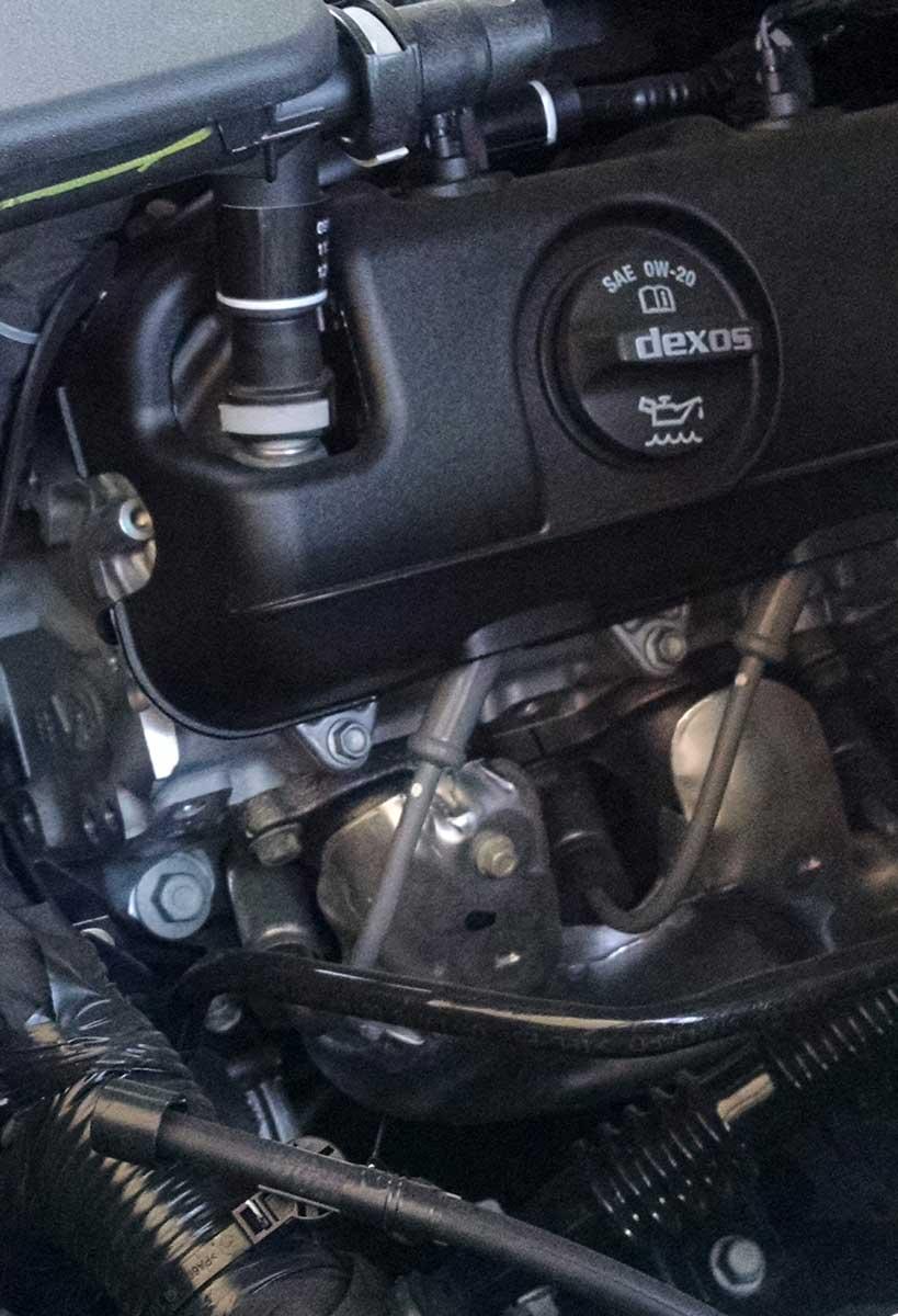 Under The Hood: 2016 Chevrolet Silverado 5.3 V8 ...