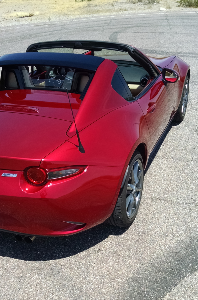 2017 Mazda Mx 5 Miata Rf Grand Touring >> Test Drive: 2017 Mazda MX-5 RF - TestDriven.TV