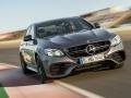2018 Mercedes-AMG E63 S Sedan