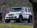 The 2017 Mercedes-Benz G550 4x4² (European model shown)