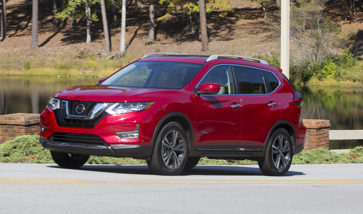 Image Result For Nissan Rogue Hybrid First Drive