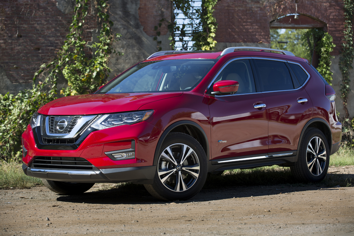 Honda Fit Mpg >> Quick Drive: 2017 Nissan Rogue Hybrid - TestDriven.TV