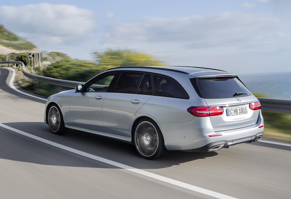 Face off 2017 mercedes benz e400 wagon vs volvo v90 for Mercedes benz e400 wagon