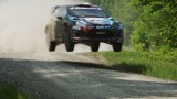 Ken Block Celebrates STPR win with Ford Fiesta