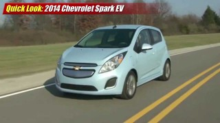 Quick Look: 2014 Chevrolet Spark EV