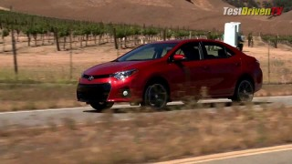 Review: Toyota unveils 2014 Corolla