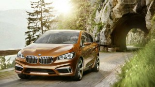 Hybrid: BMW Concept Active Tourer Outdoor