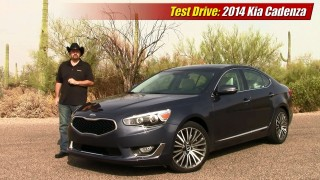 Test driven: 2014 Kia Cadenza
