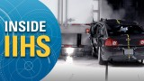 IIHS begins semi truck trailer under ride crash testing