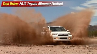 Test driven: 2013 Toyota 4Runner Limited 4×4