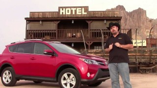 Test driven: 2013 Toyota RAV4