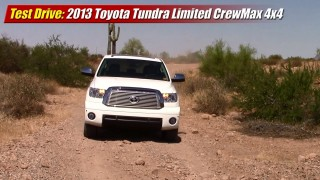Test driven: 2013 Toyota Tundra Limited CrewMax 4×4 TRD