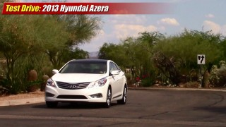 Test driven: 2013 Hyundai Azera