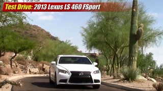 Test driven: 2013 Lexus LS460 FSport