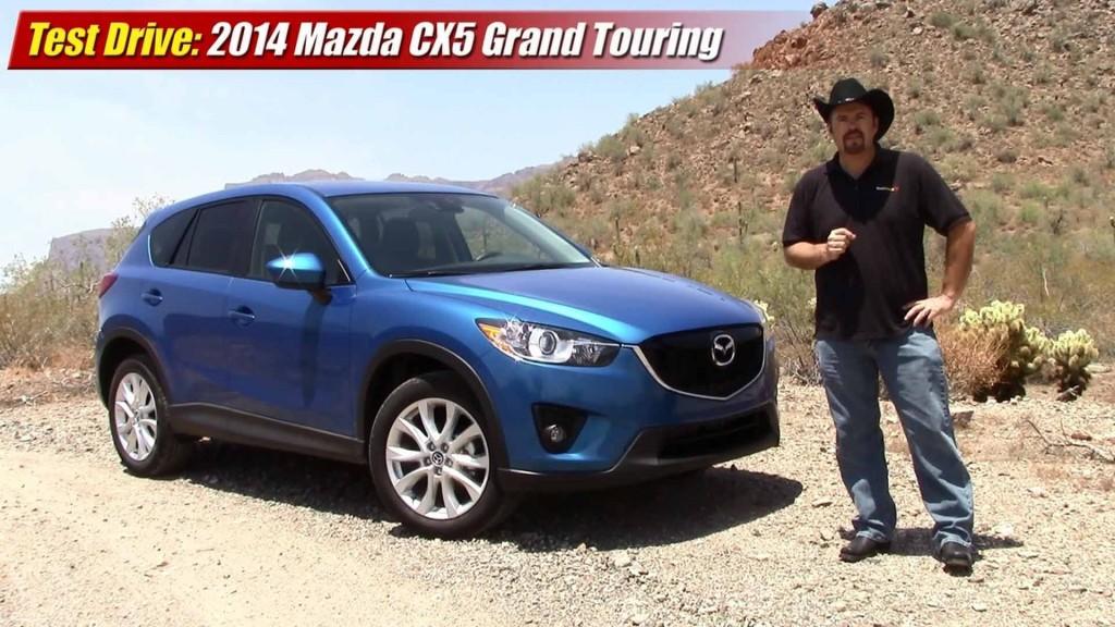 Test Driven 2014 Mazda Cx 5 Testdriven Tv