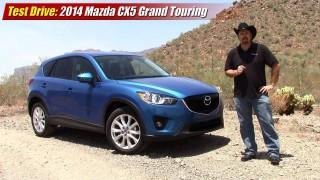 Test driven: 2014 Mazda CX-5