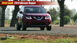 First look: 2014 Nissan Rogue crossover SUV