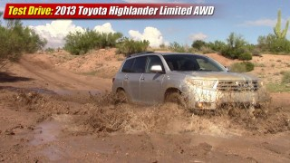 Test driven: 2013 Toyota Highlander AWD