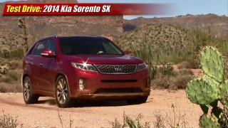 Test driven: 2014 Kia Sorento