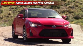 Test driven: Route 66 and the 2014 Scion tC Automatic