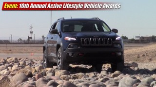 Event: 2013 Active Lifestyle Vehicle Of The Year Awards