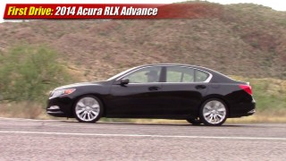 First drive: 2014 Acura RLX Advance