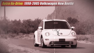 Retro Re-Drive: 1998-2005 Volkswagen New Beetle
