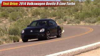 Test driven: 2014 Volkswagen Beetle R-Line