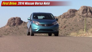 First drive: 2014 Nissan Versa Note