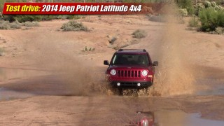 Test driven: 2014 Jeep Patriot Latitude 6-Speed Auto