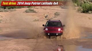 Test driven: 2014 Jeep Patriot Latitude 6-Speed Auto