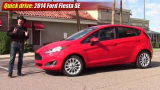 Quick drive: 2014 Ford Fiesta SE Hatch