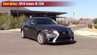 Test drive: 2014 Lexus IS 250